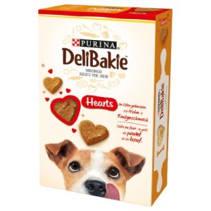 Purina DeliBakie Hearts - 350 g