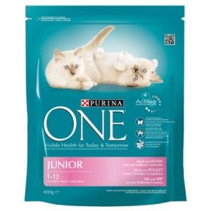 Purina ONE Junior - 6 x 800 g