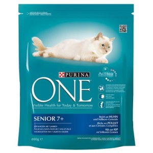 Purina ONE Senior 7+ - 6 x 800 g