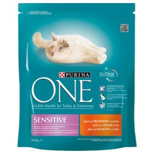 Purina ONE Sensitive - 800 g