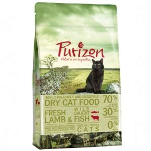 Purizon Adult Lamm & Fisch - getreidefrei - 400 g
