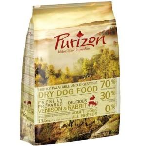 Purizon Adult Wild & Kaninchen - getreidefrei - 400 g