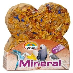 Quiko Mineralstein Flower - 1 Stück (90 g)