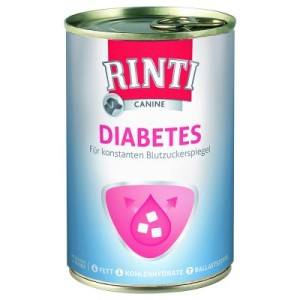 RINTI Canine Diabetes - 24 x 400 g
