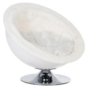 Retro Pet Nest White - Ø 60 cm