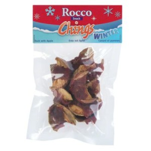 Rocco Chings Saison 70 g - Frühling: Huhn mit Karotte