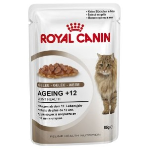 Royal Canin Ageing +12 in Gelee - 48 x 85 g