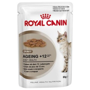 Royal Canin Ageing +12 in Soße - 48 x 85 g