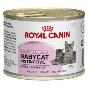 Royal Canin Babycat Instinctive - 12 x 195 g