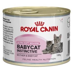 Royal Canin Babycat Instinctive - 6 x 195 g