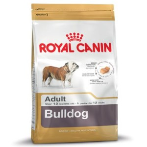 Royal Canin Bulldog Adult - 12 + 2 kg