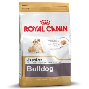 Royal Canin Bulldog Junior - Sparpaket: 2 x 12 kg