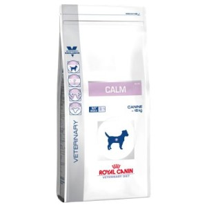 Royal Canin Calm - Veterinary Diet - Sparpaket: 2 x 4 kg