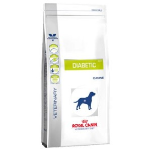 Royal Canin Diabetic - Veterinary Diet - Sparpaket: 2 x 12 kg