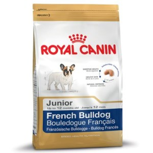 Royal Canin French Bulldog Junior - Sparpaket: 2 x 10 kg