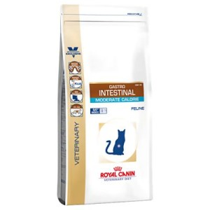 Royal Canin Gastro Intestinal Moderate Calorie- Veterinary - Sparpaket: 2 x 4 kg