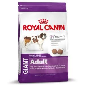 Royal Canin Giant Adult - 15 + 4 kg gratis