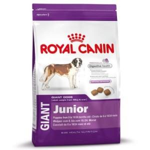 Royal Canin Giant Junior - 15 + 3 kg gratis!