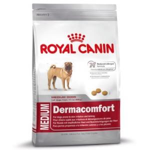 Royal Canin Health Nutrition Dermacomfort Medium - Sparpaket 2 x 10 kg