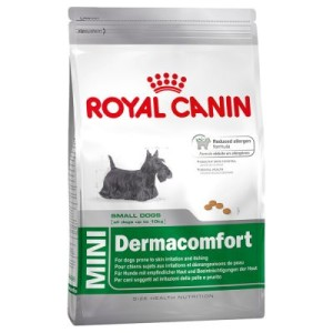 Royal Canin Health Nutrition Dermacomfort Mini - Sparpaket: 2 x 4 kg