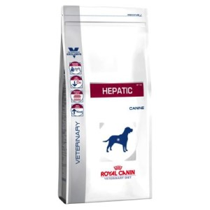 Royal Canin Hepatic HF 16 - Veterinary Diet - Sparpaket: 2 x 12 kg