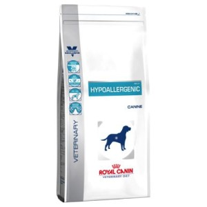 Royal Canin Hypoallergenic DR 21 - Veterinary Diet - Sparpaket: 2 x 14 kg