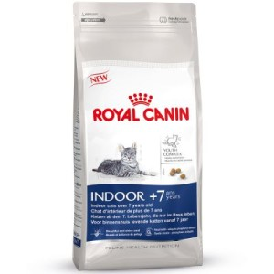 Royal Canin Indoor 7+ - 1