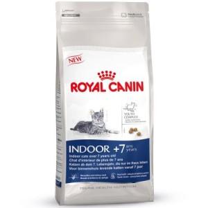 Royal Canin Indoor 7+ - 3