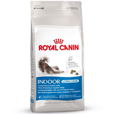 Royal Canin Indoor Long Hair - Sparpaket: 2 x 10 kg