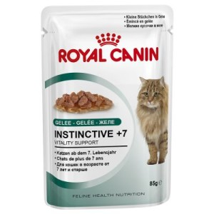 Royal Canin Instinctive +7 in Gelee - 24 x 85 g