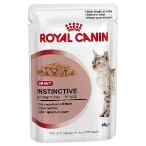 Royal Canin Instinctive in Soße - 48 x 85 g