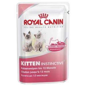 Royal Canin Kitten Instinctive in Soße - 48 x 85 g