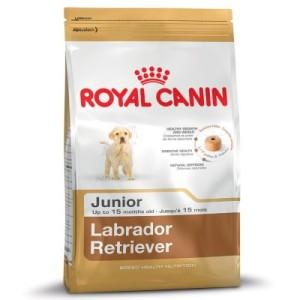 Royal Canin Labrador Retriever Junior - 12 kg