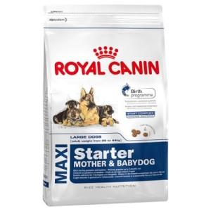 Royal Canin Maxi Starter Mother & Babydog - Sparpaket 2 x 15 kg