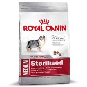 Royal Canin Medium Adult Sterilised - 12 kg