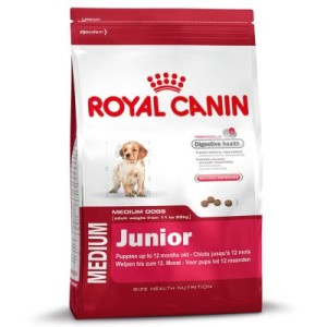 Royal Canin Medium Junior - Sparpaket 2 x 15 kg