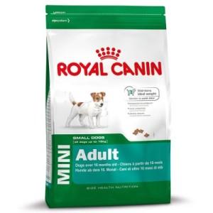 Royal Canin Mini Adult - 8 kg + 1 kg gratis!