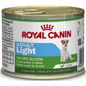 Royal Canin Mini Adult Light - 24 x 195 g