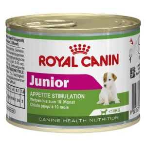 Royal Canin Mini Junior - 48 x 195 g