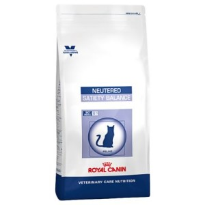 Royal Canin Neutered Satiety Balance - Vet Care Nutrition - 8 kg