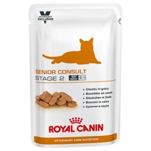 Royal Canin Neutered Senior Stage 2 - Vet Care Nutrition - 48 x 100 g