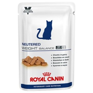 Royal Canin Neutered Weight Balance - Vet Care Nutrition - 24 x 100 g