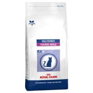 Royal Canin Neutered Young Male - Vet Care Nutrition - Sparpaket: 2 x 10 kg