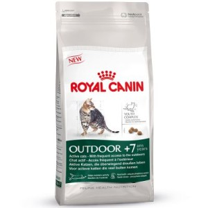 Royal Canin Outdoor 7+ - 4 kg