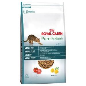 Royal Canin Pure Feline Vitalität - Sparpaket: 2 x 3 kg