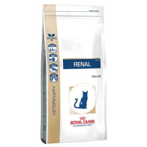 Royal Canin Renal RF 23 - Veterinary Diet - Sparpaket: 2 x 4 kg