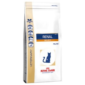 Royal Canin Renal Select Feline - Veterinary Diet - Sparpaket: 2 x 4 kg