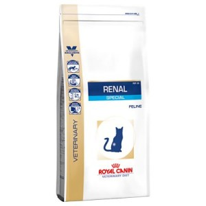 Royal Canin Renal Special Feline - Veterinary Diet - Sparpaket: 2 x 4 kg