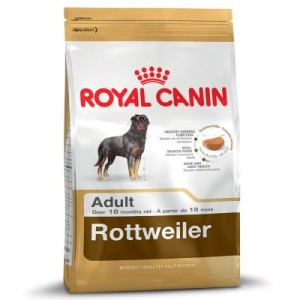 Royal Canin Rottweiler Adult - Sparpaket: 2 x 12 kg