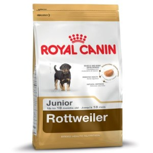 Royal Canin Rottweiler Junior - Sparpaket: 2 x 12 kg